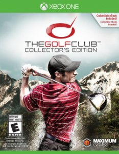 THE GOLF CLUB CLLECORES EDITION - XBOX ONE