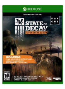 STATE OF DECAY - XBOX ONE