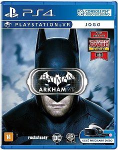 BATMAN ARKHAM VR - PS4