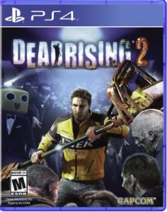 DEAD RISING 2 REMASTERED - PS4