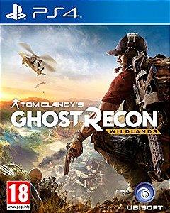GHOST RECON WINDLANDS - PS4