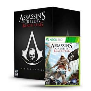 ASSASSIN'S CREED BLACK FLAG LIMITED EDITION - XBOX 360