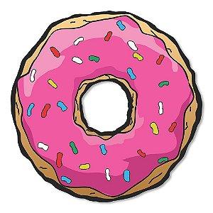 Placa Decorativa 30x30 Donuts