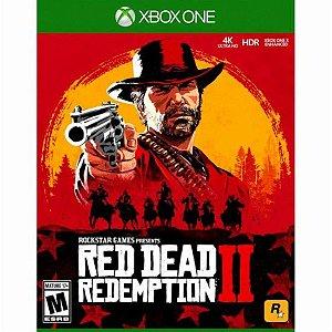 Red Dead Redemption 2 - Xbox One - Pré Venda