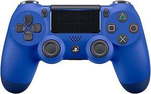 Controle Dualshock 4 - Azul- PS4