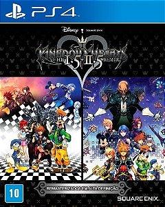 KINGDOM HEARTS 1.5 + 2.5 - PS4