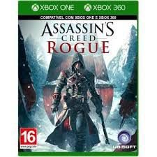 ASSASSINS CREED ROGUE - XBOX 360 & XBOX ONE
