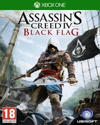 ASSASSINS CREED IV - BLACK FLAG - XBOX ONE - XBOOX 360