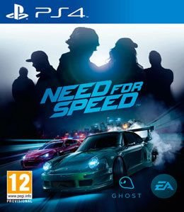 NEED FOR SPEED - PS4 - USADO
