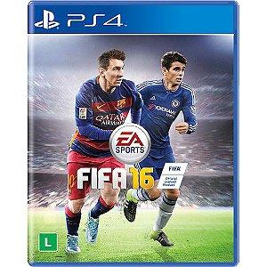 FIFA 16 - PS4 - USADO