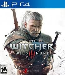 THE WITCHER 3 WILD HUNT - PS4 - USADO