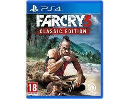 FAR CRY 3 - PS4