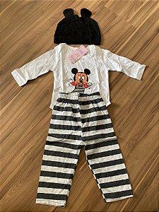 Conjunto Mickey baby