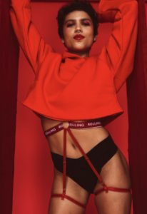 Body Harness Red |ROLLING