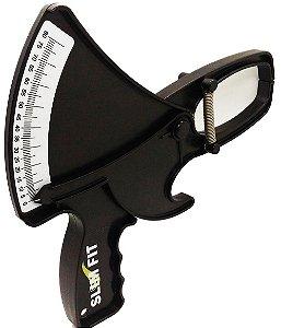 Plicômetro Adipômetro para Avaliação Física- Medidor de Gordura Corporal - Slim Fit