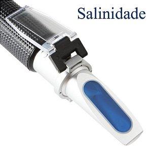 Refratômetro De Salinidade Para Aquário Marinho Salinômetro Para Água Salgada Salinômetro - Vodex
