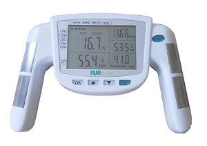 Monitor/ Analisador de Gordura por Bioimpedância Avanutri
