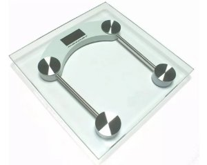 Balança Digital Vidro Temperado até 180kg