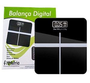 Balança Digital de Banheiro