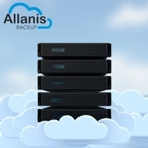Allanis Backup 500GB