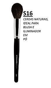 S16 - PINCEL SFFUMATO GRANDE - CERDAS NATURAIS