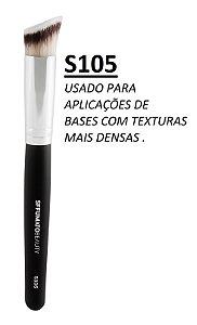 S105 - PINCEL SFFUMATO GRANDE CHANFRADO