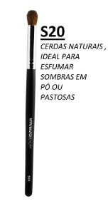 S20 - PINCEL SFFUMATO CÔNICO PEQUENO