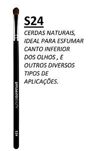 S24 - PINCEL SFFUMATO DE CERDAS NATURAIS