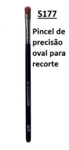 PINCEL SFFUMATO S177 -  CORRETIVO E CUT CREASE