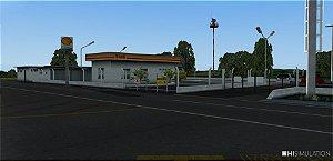 SBCHX2018 - Aeroporto de Chapecó