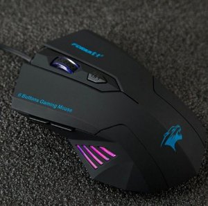 Mouse gamer FORKA