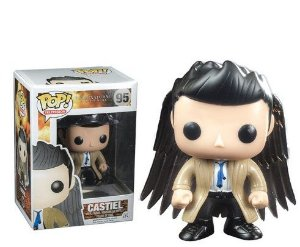 Action Figure Castiel Sobrenatural