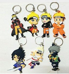 Chaveiro Anime Naruto
