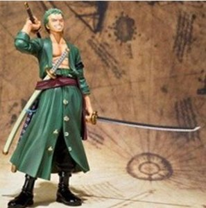 Action Figure Roronoa Zoro One Piece