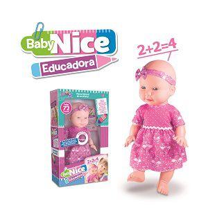 BABY NICE EDUCADORA