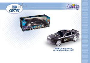 SUPER CARROS POLICE SECURITY ENTREGAMOS PARA TODO BRASIL REF1068