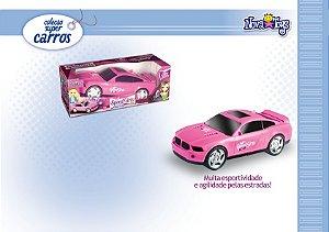 BRINQUEDO DA COLEÇÃO SUPER CARROS SPEED GIRLS REF:1071