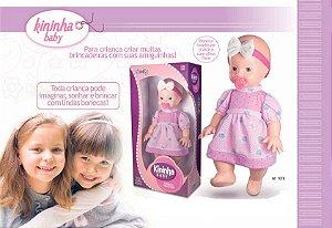 BONECA KININHA BABY REF:1076
