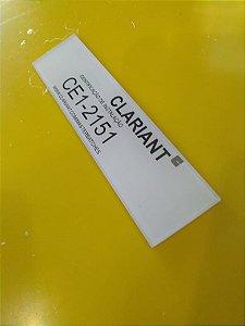 plaqueta de identificação 12 x 3 cm