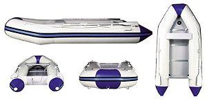 Bote Inflável DSM-320 Alu 15hp 4,5 pessoas 320cm