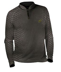 Camiseta de Pesca com Proteção UV Fast Sports FS015