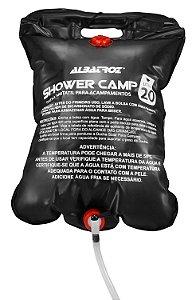 Ducha Portátil para Camping Albatroz Shower Camp