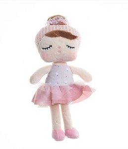 Boneca Angela Lai Ballet Rosa Metoo 33cm