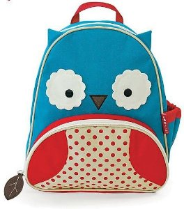 Mochila Costas Backpack Zoo Coruja Skip Hop