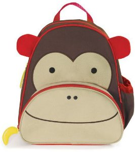 Mochila Costas Backpack Zoo Macaco Skip Hop