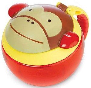 Potinho de Lanche Zoo Skip Hop Macaco