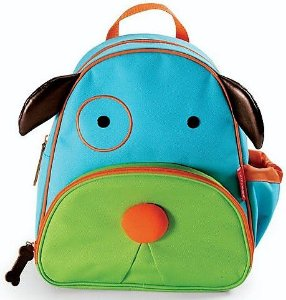 Mochila Costas Backpack Zoo Cachorro Skip Hop