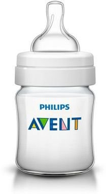Mamadeira Clássica 125ml Philips Avent (0m+)