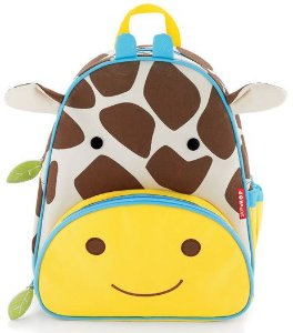 Mochila Costas Backpack Zoo Girafa Skip Hop
