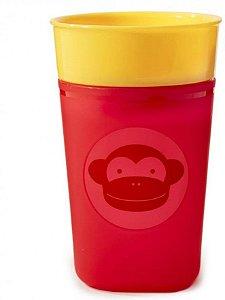Copo de Treinamento Zoo Macaco Skip Hop (12m+)